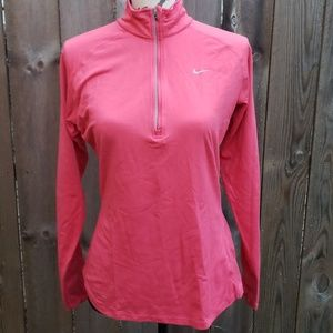 Nike Dri-Fit Zip Up Top